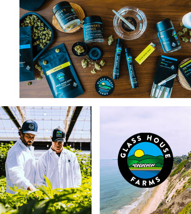 Glass House Farms brand images