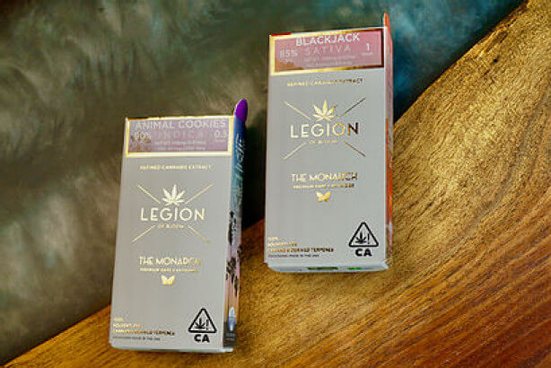 Legion of Bloom products
